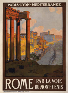 R15-050 Saturnov tempelj, Rim